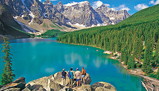 Canadian Rockies Walking Trip